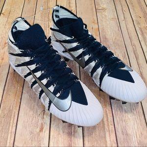 Nike Alpha Menace Elite Football Cleats Men Sz 12